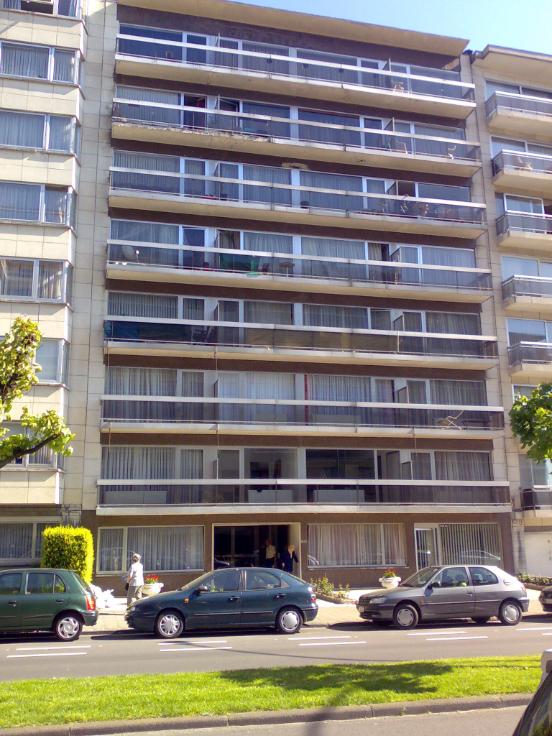 Appartement van 2gevels te huurte Molenbeek-St-Jean voor640 € -(6608100)