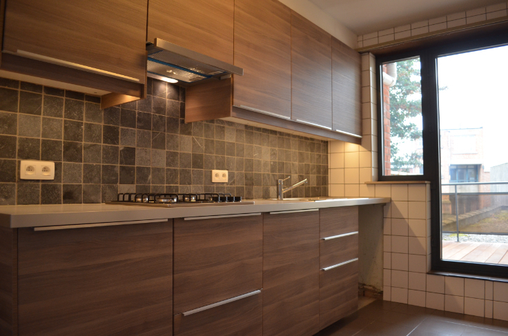 Appartement de 2façades à louerà Deurne auprix de 620€ - (6608761)