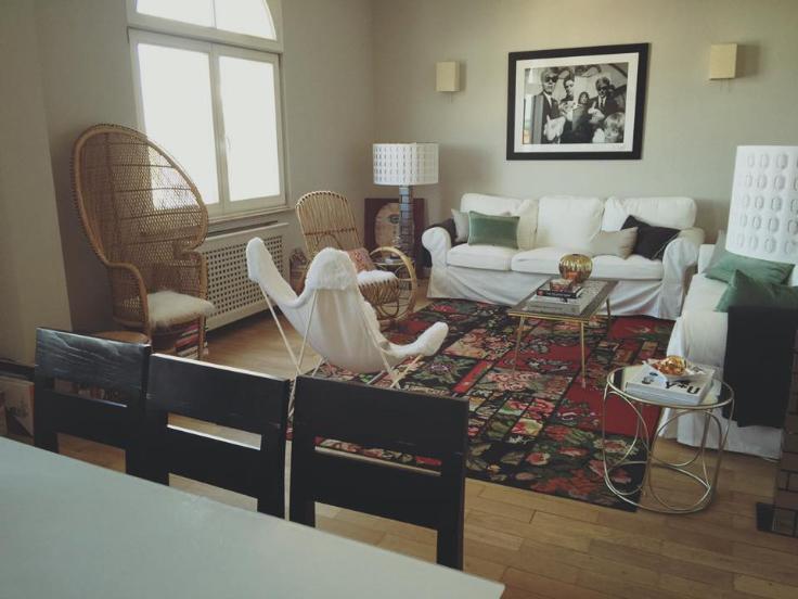 Appartement te huurte St-Gilles voor975 € -(6609050)