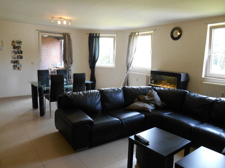 Appartement with 2frontages for rentin Villers-la-Ville auprix de 845€ - (6609791)