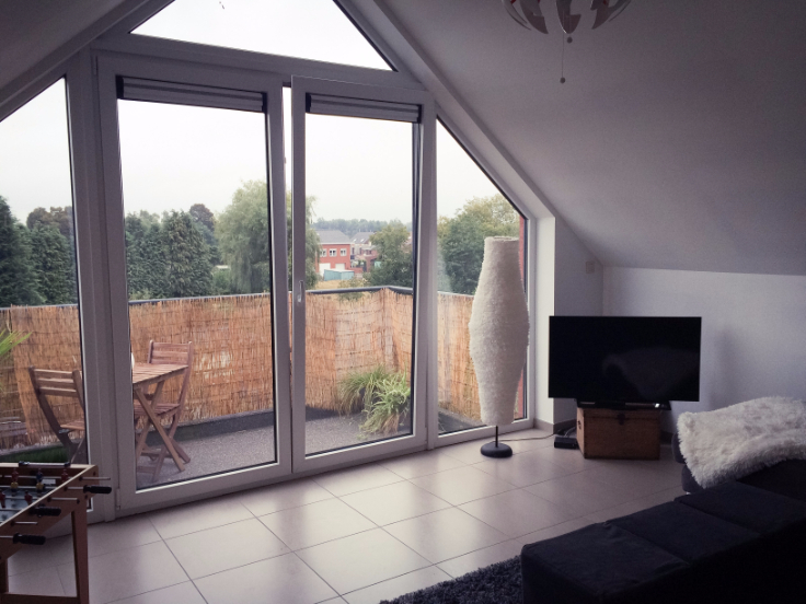 Appartement van 2gevels te huurte Pont-à-Celles voor750 € -(6609833)