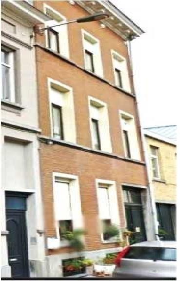 Appartement de 2façades à louerà Etterbeek auprix de 850€ - (6610627)