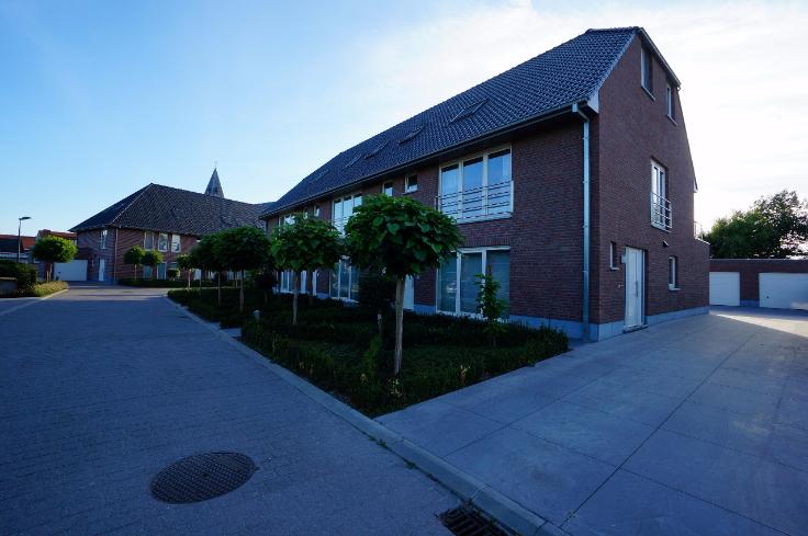 Appartement te huurte Evergem voor735 € -(6610863)