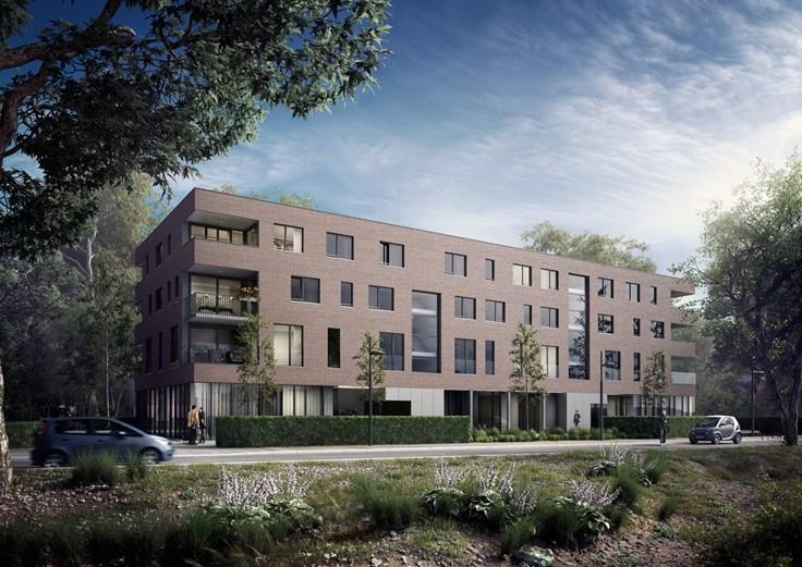 Penthouse van 2gevels te koopte Sint-Denijs-Westrem voor437.500 € -(6612391)