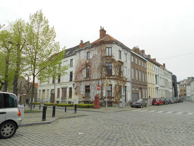 Appartement te huurte Gand voor600 € -(6612734)