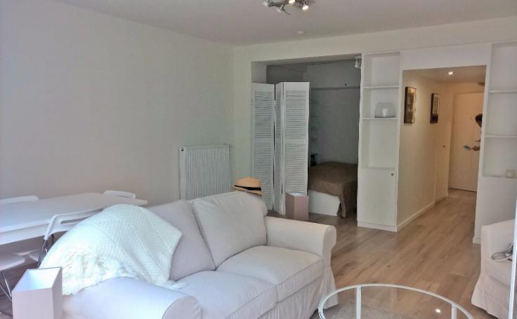 Flat/Studio van 1gevel te huurte St-Gilles voor950 € -(6613025)