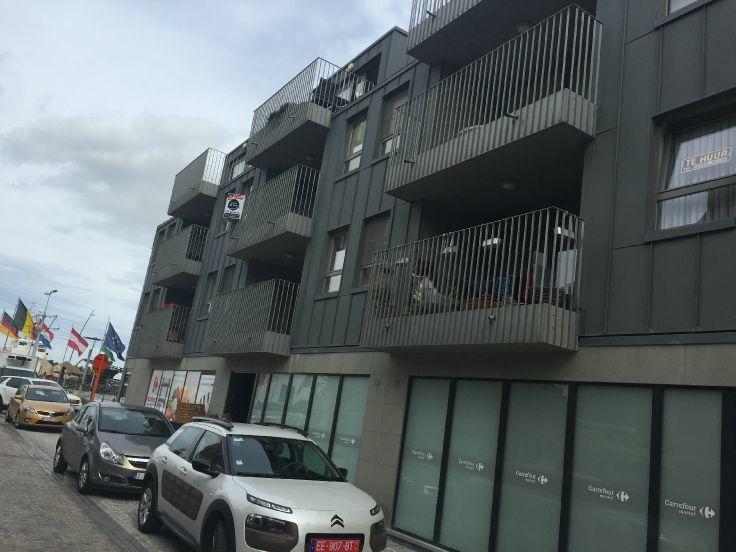 Appartement van 3gevels te huurte Nieuwpoort voor780 € -(6613882)