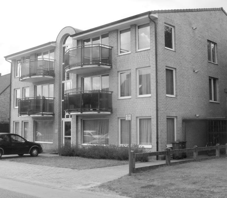 Appartement van 2gevels te huurte Vosselaar voor500 € -(6613898)