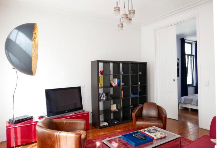 Appartement de 2façades à louerà Bruxelles villeau prix de1.100 € -(6614183)
