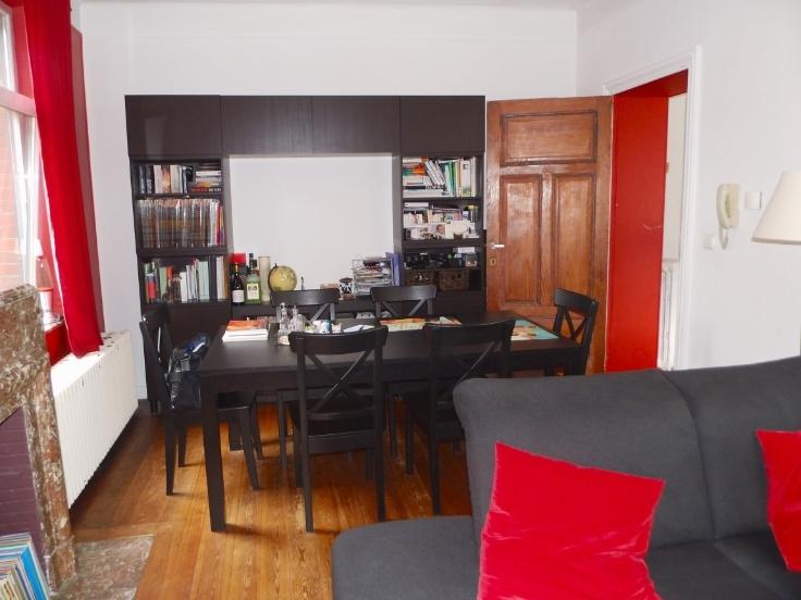 Appartement de 3façades à louerà Liège auprix de 450€ - (6616994)