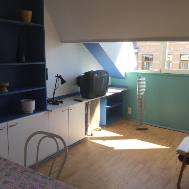Flat/Studio te huurte Anvers voor485 € -(6617539)