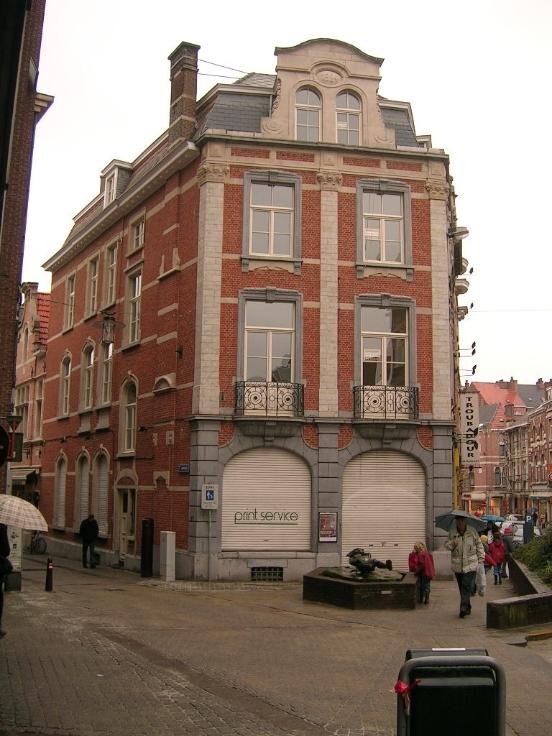 Appartement van 3gevels te huurte Louvain voor875 € -(6617631)