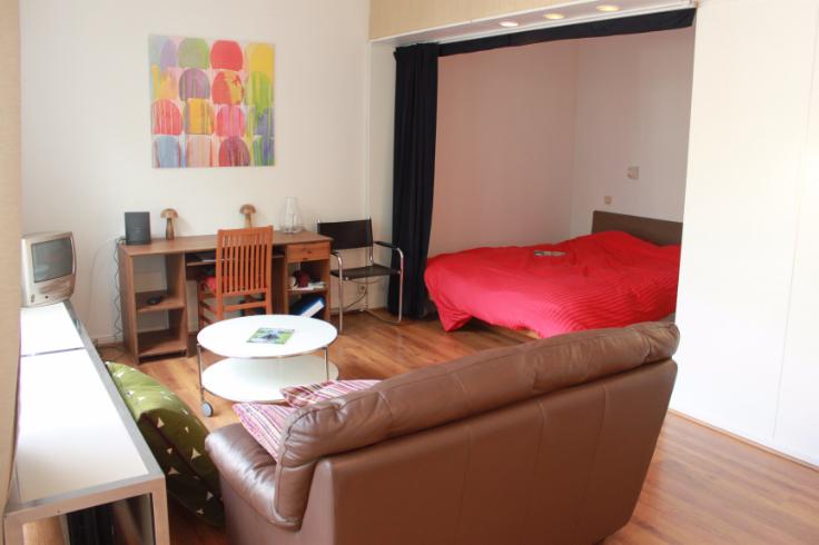 Flat/Studio van 2gevels te huurte Ixelles voor670 € -(6618520)