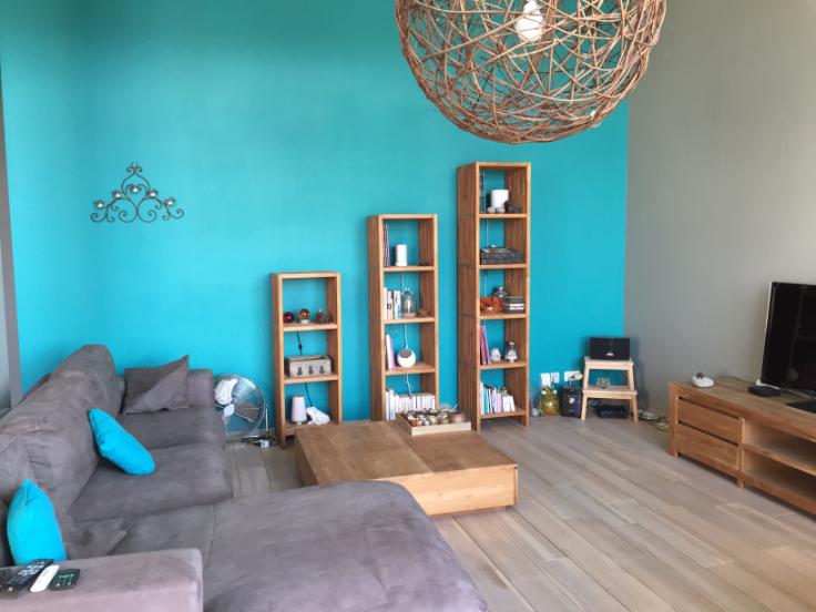 Appartement de 2façades à louerà Molenbeek-St-Jean auprix de 950€ - (6619054)