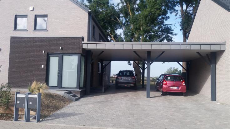 Appartement van 4gevels te huurte Juprelle voor750 € -(6619064)