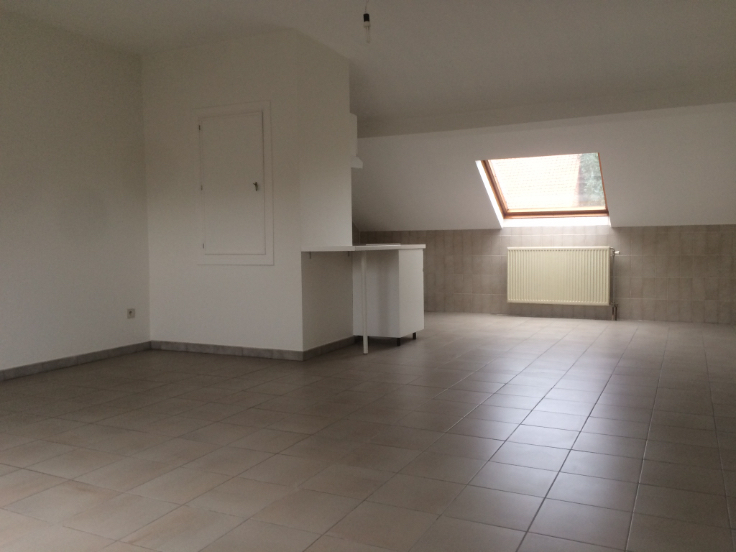 Appartement van 2gevels te huurte Grimbergen voor650 € -(6619168)