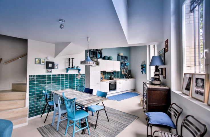 Duplex de 2façades à louerà Schaerbeek auprix de 895€ - (6619872)
