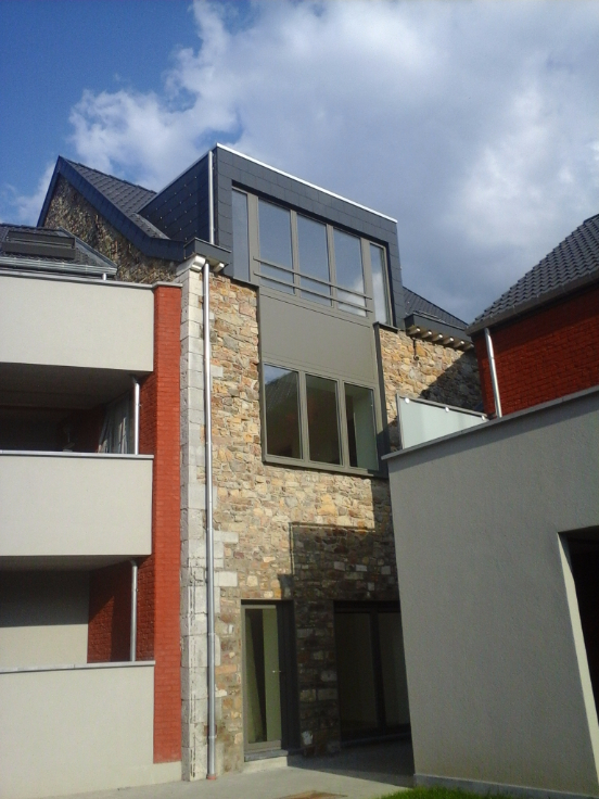 Appartement de 3façades à louerà Soumagne auprix de 660€ - (6619876)