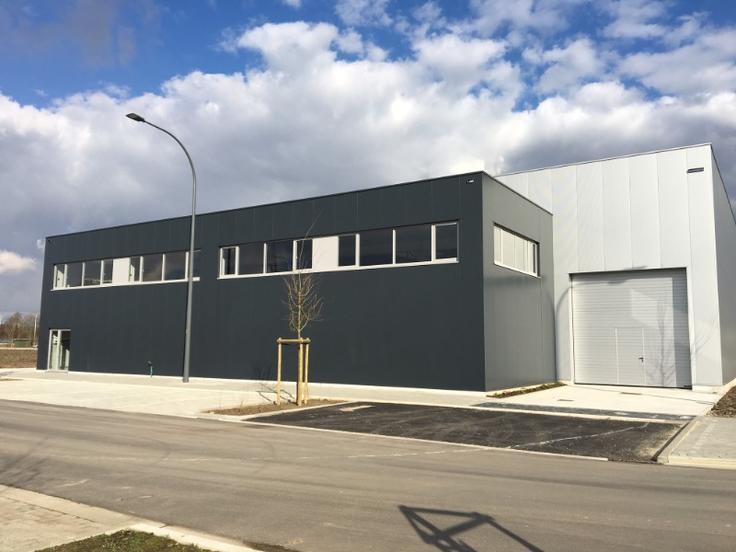 Immeuble industriel àvendre à Drogenbosau prix de1.456.850 € -(6620539)