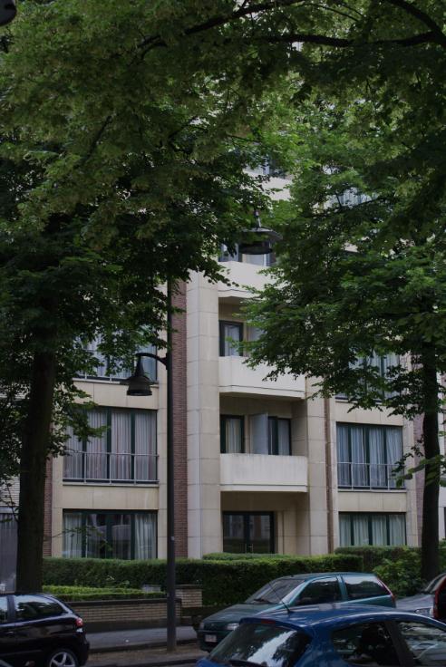 Appartement de 2façades à louerà Ixelles auprix de 875€ - (6620927)