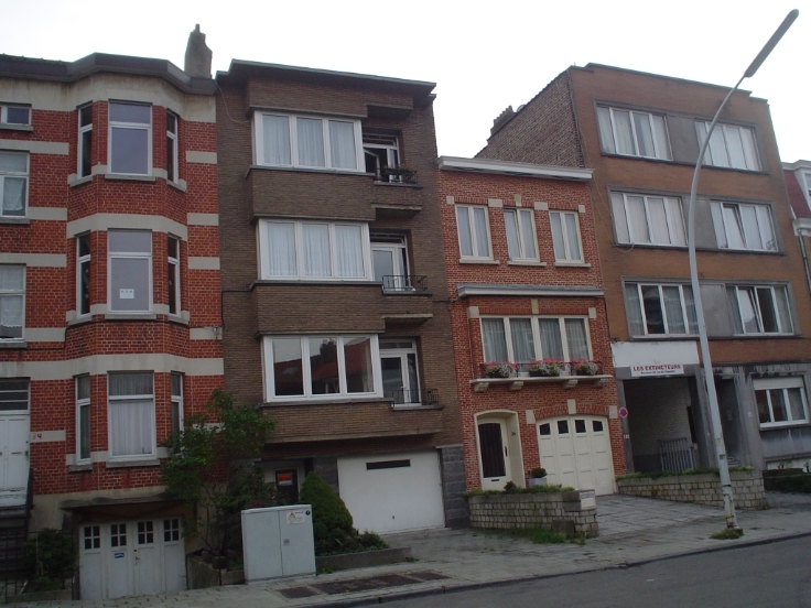 Appartement van 2gevels te huurte Forest voor740 € -(6621578)