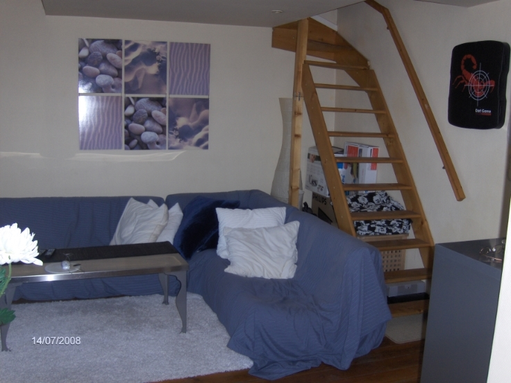 Appartement van 2gevels te huurte Liège voor540 € -(6622297)