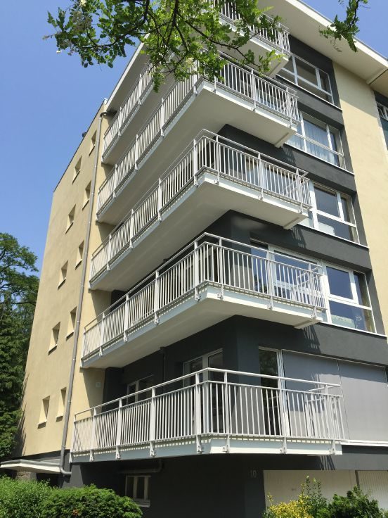 Appartement van 3gevels te huurte Forest voor1.100 € -(6622805)