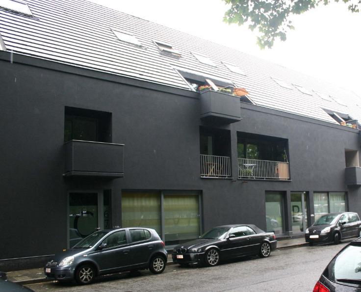 Duplex de 2façades à louerà Gand auprix de 765€ - (6625434)