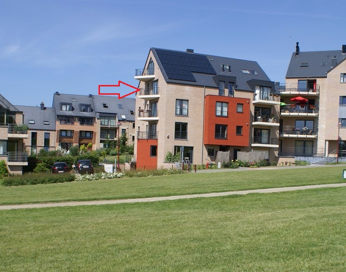 Appartement de 3façades à louerà Louvain-La-Neuve auprix de 925€ - (6627017)