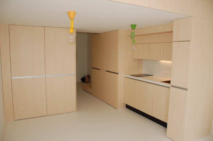 Flat/Studio à louerà Bruxelles villeau prix de625 € -(6627547)