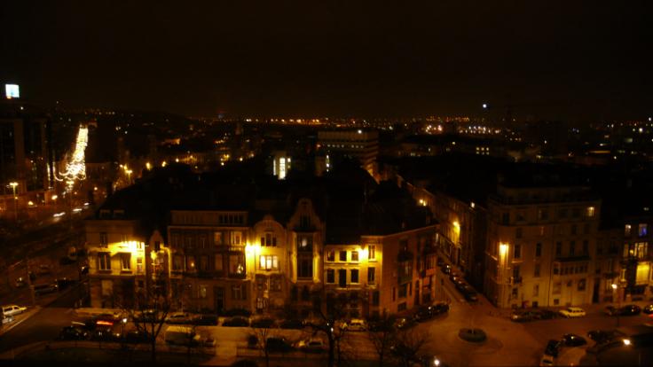 Penthouse de 2façades à louerà Bruxelles villeau prix de1.100 € -(6627726)
