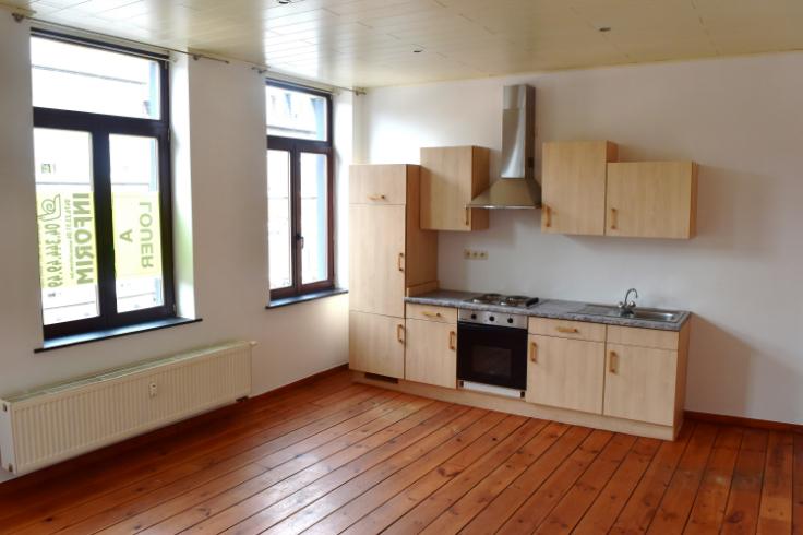 Appartement de 2façades à louerà Liège 2au prix de475 € -(6627736)