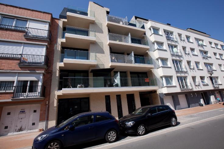 Appartement van 2gevels te huurte Westende voor650 € -(6627826)