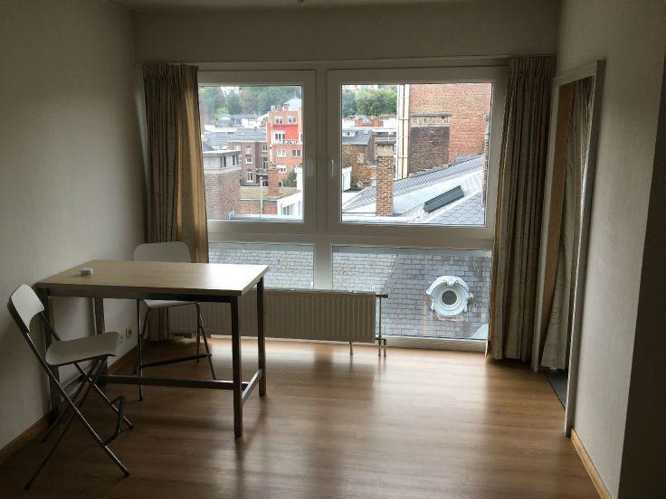 Flat/Studio te huurte Liège voor445 € -(6627999)