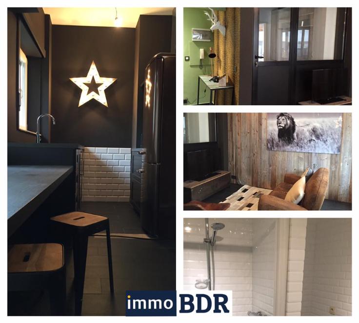 Appartement de 1façade à louerà Ixelles auprix de 870€ - (6628929)