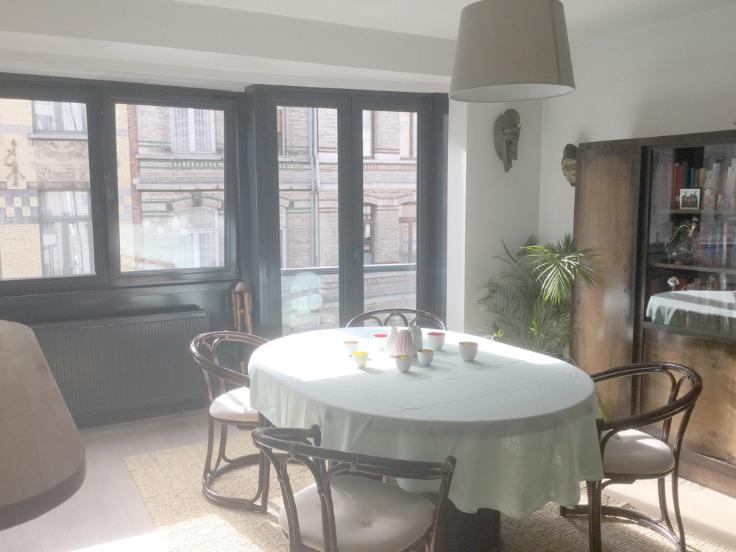 Appartement de 1façade à louerà Anvers auprix de 750€ - (6628972)