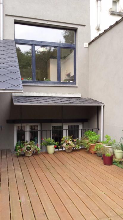 Duplex van 2gevels te huurte Uccle voor1.100 € -(6629037)