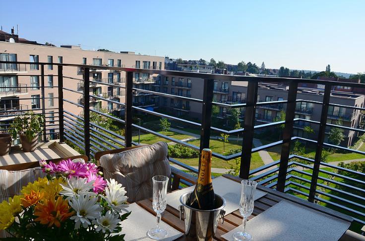 Appartement de 4façades à louerà Auderghem auprix de 1.775€ - (6629547)