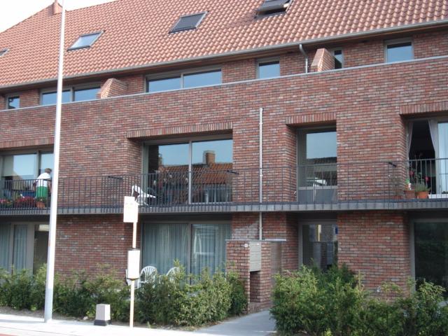 Appartement van 2gevels te huurte St-Kruis voor750 € -(6629897)