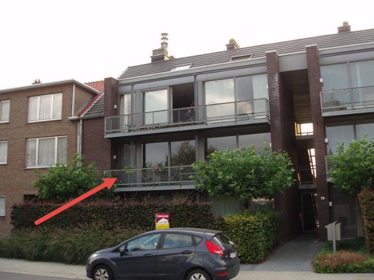 Appartement van 1gevel te huurte Beveren-Waas voor600 € -(6630096)