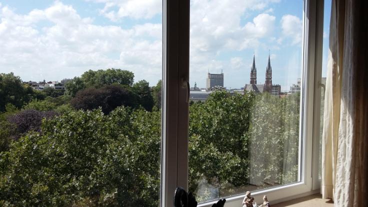 Appartement de 2façades à louerà Anvers 1au prix de750 € -(6630221)