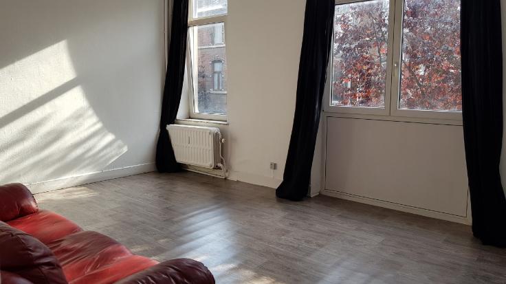 Appartement de 2façades à louerà Liège 2au prix de550 € -(6630323)