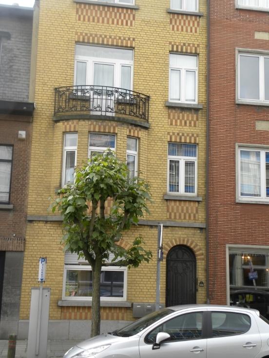 Appartement van 1gevel te huurte Woluwe-St-Pierre voor750 € -(6630336)
