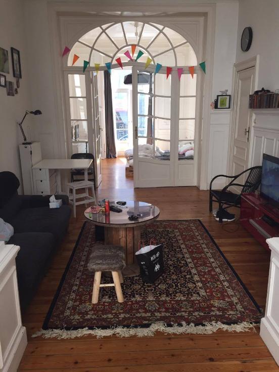 Appartement van 2gevels te huurte Etterbeek voor718 € -(6633105)