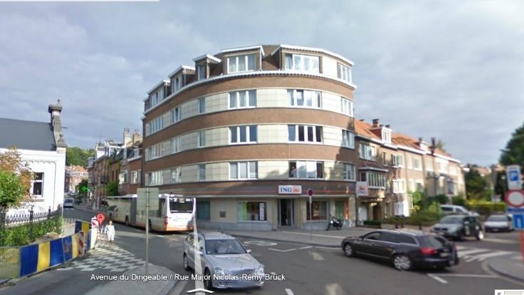 Appartement de 2façades à louerà Watermael-Boitsfort auprix de 750€ - (6633452)