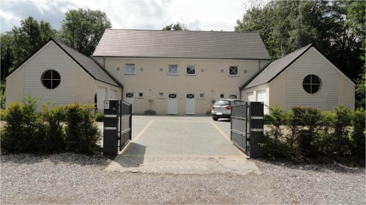 Appartement de 2façades à louerà Gerpinnes auprix de 900€ - (6633555)