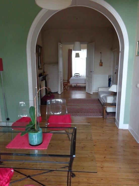 Appartement van 2gevels te huurte Ixelles voor1.000 € -(6633584)
