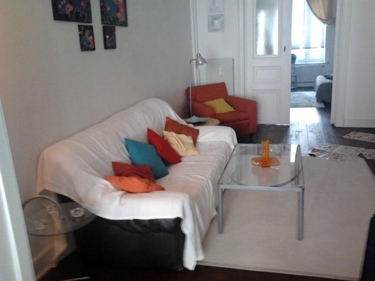 Appartement van 2gevels te huurte Ixelles voor650 € -(6633616)