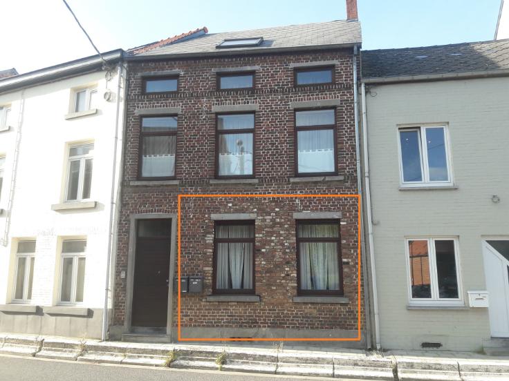 Rez-de-chaussée van 2gevels te huurte Genappe voor520 € -(6633962)