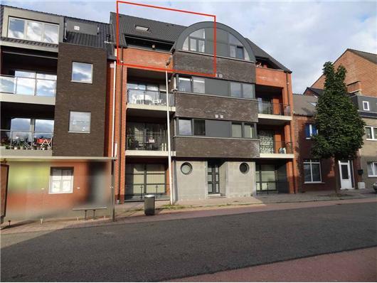 Appartement van 2gevels te huurte Genk voor710 € -(6634025)